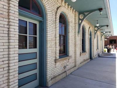 1 Work approved for Grand Trunk Depot