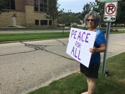 Here's how to give peace a chance in Grand Haven