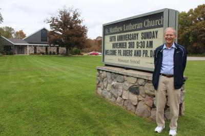 St. Matthew Lutheran Church to celebrate 50 years