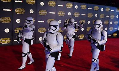 Generations pass the 'Star Wars' cultural touch