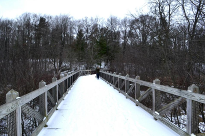 Winter adventure awaits at Hemlock Crossing