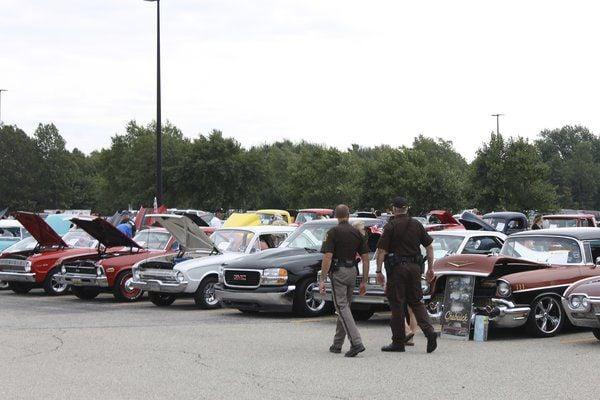 Car show raises funds for Children's Advocacy Center
