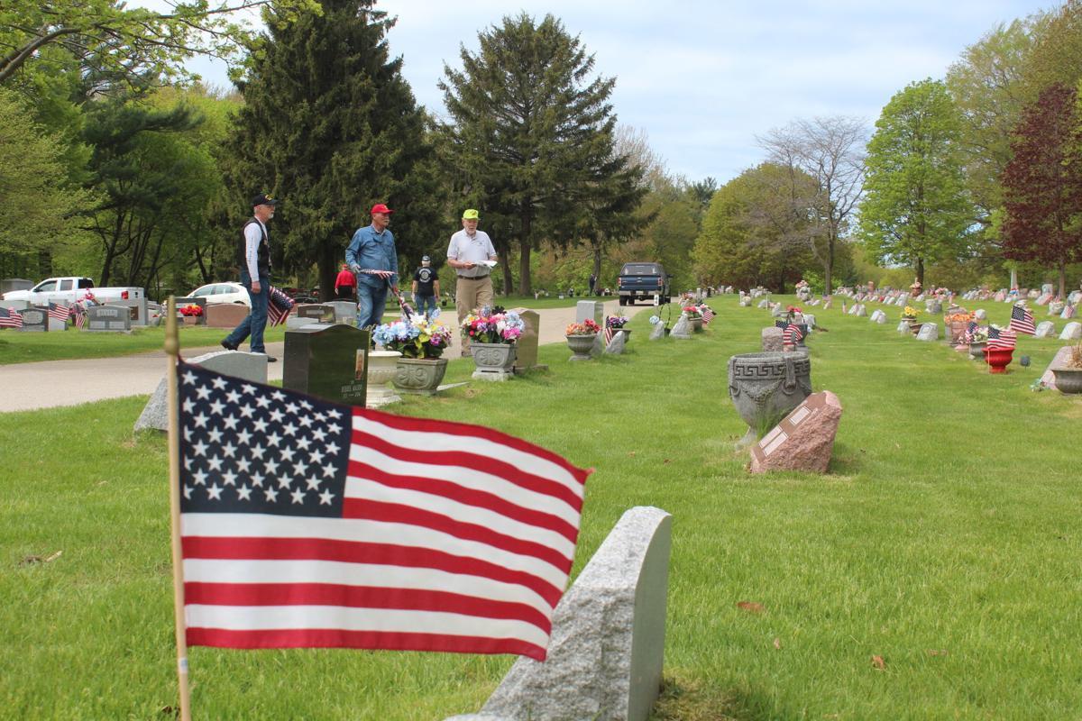 Veteran Flags 1