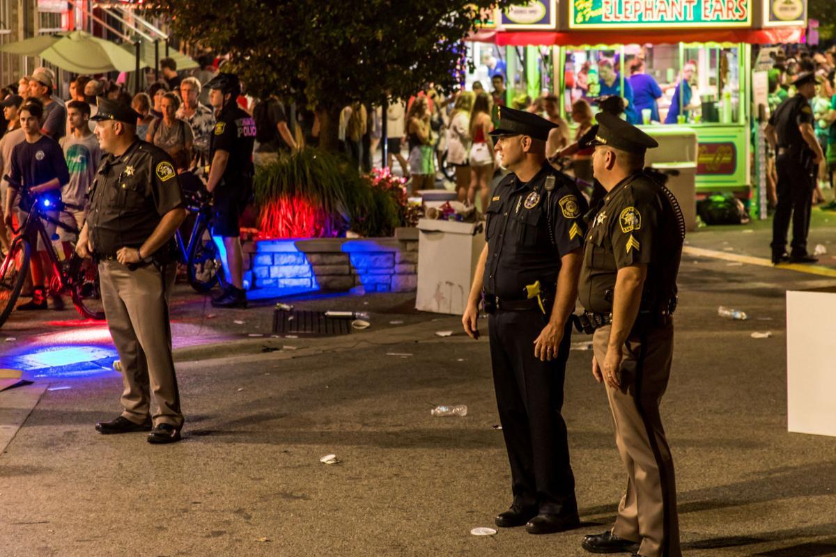 1 CG Fest Police