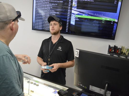 Ottawa County's first state-licensed dispensary opens in