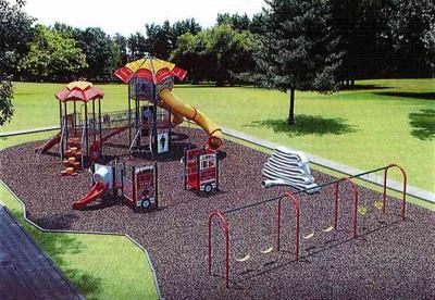 Ferrysburg Fire Barn playground a 'go'