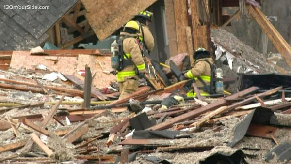 Father, son injured in Muskegon County house explosion