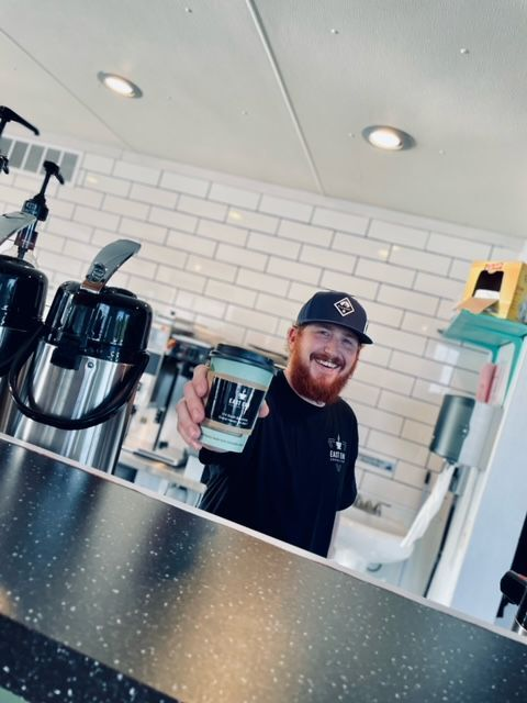 3 generations team up at East End Coffee Stop
