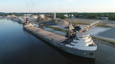 Ships Log Saginaw