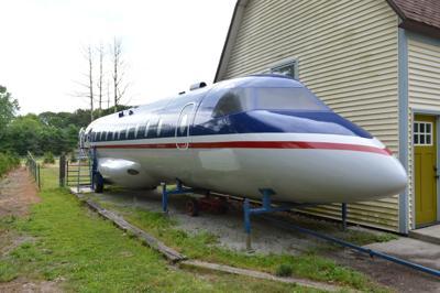 Airplane Fuselage