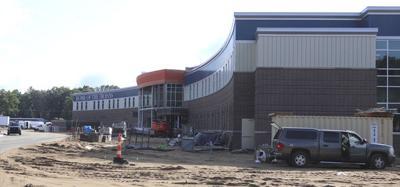Tour the high school construction next week