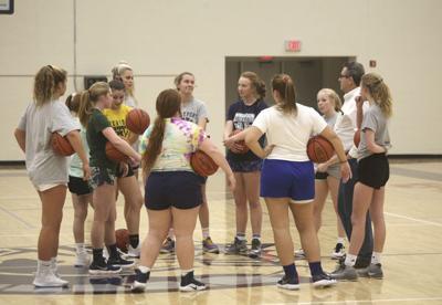 Fruitport girls hoping for scoring help ahead of regular season