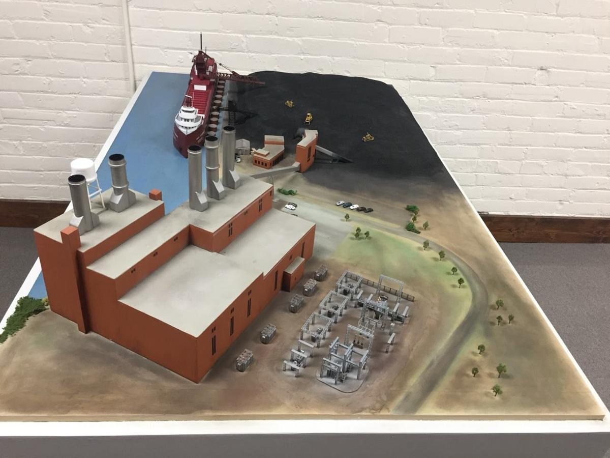 Former Michigan coal plant featured in new museum exhibit