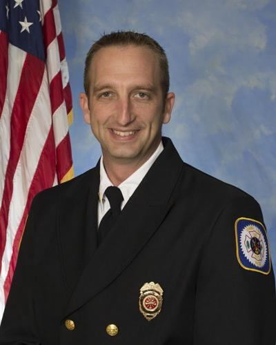 New GHT fire chief Brian Sipe