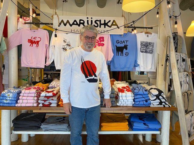 Marushka 50years
