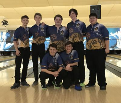 Grand Haven boys bowling competes at state finals