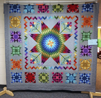 2019 Quilt Show winners announced