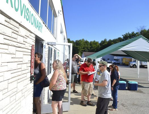 Ottawa County's first state-licensed dispensary opens in Nunica