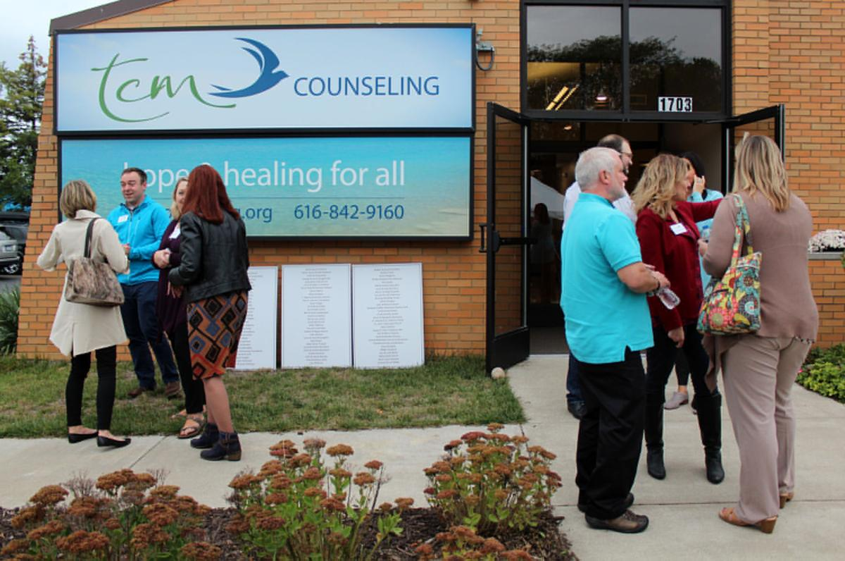 TCM Counseling celebrates 40 years, new building