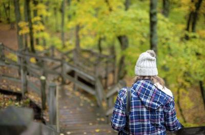 Next week is Michigan Trails Week