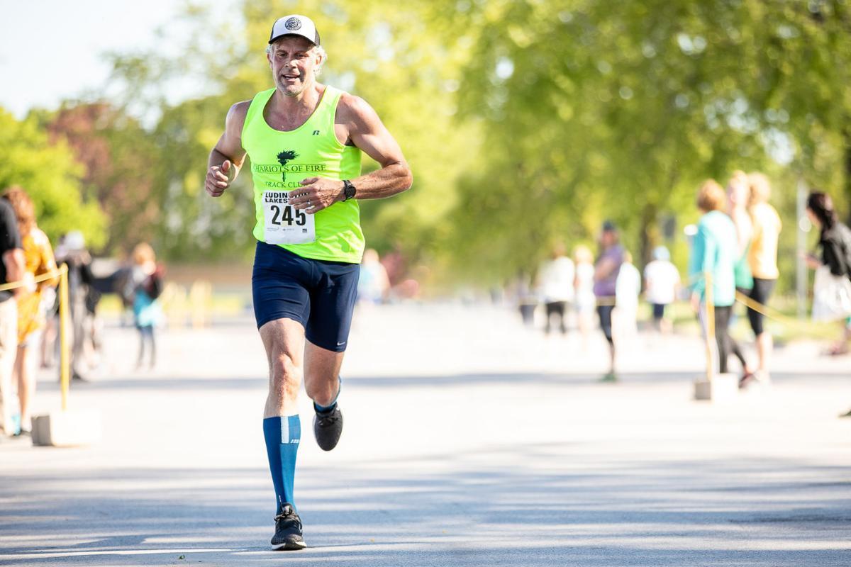 McMullen running