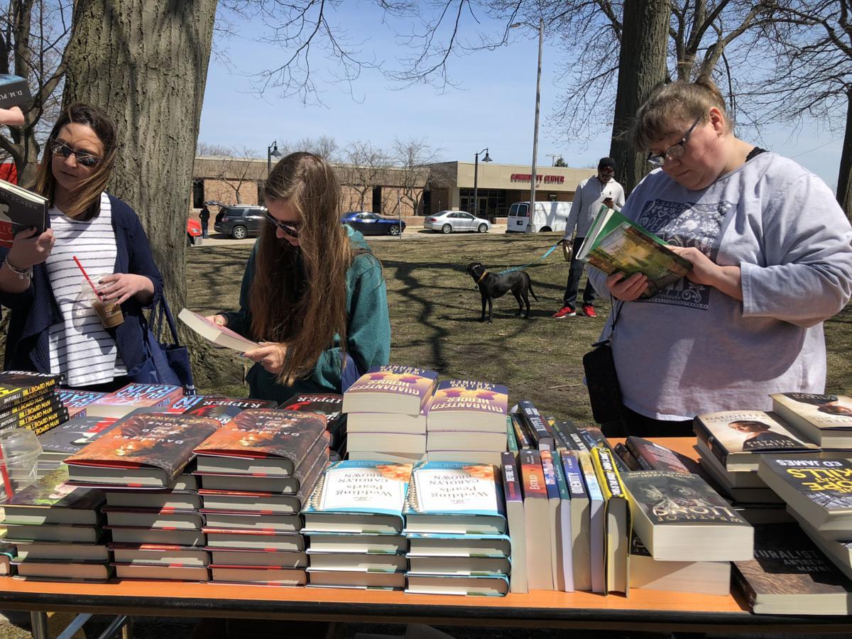 A celebration of books