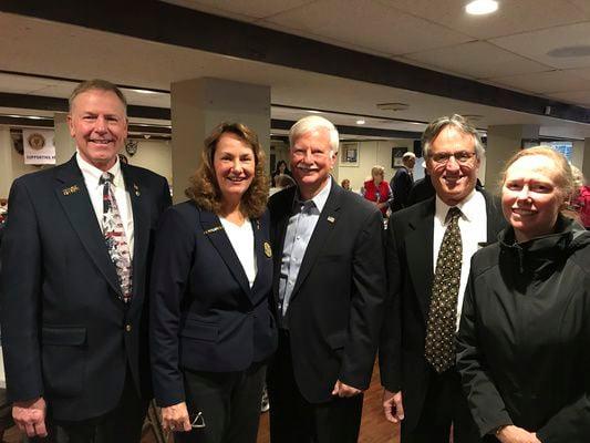 Legion hosts annual Veterans Day dinner