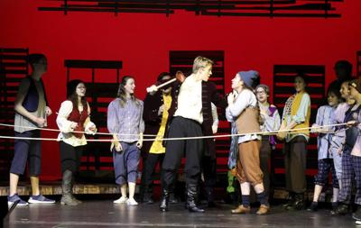 'Peter and the Starcatcher' begins Thursday