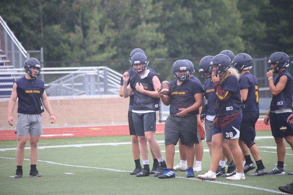 Grand Haven football looking for bright 2019 at start of fall camp