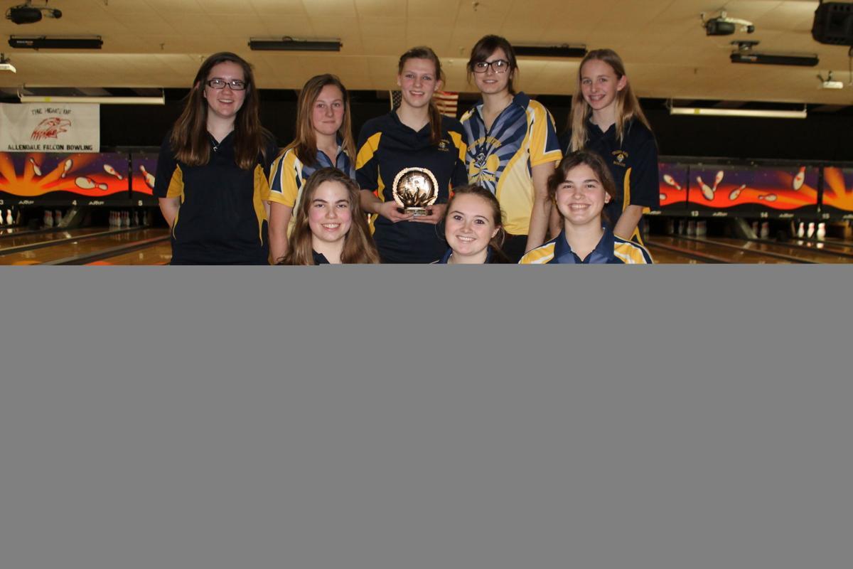 Prep Roundup: GH bowling teams roll past Rockford