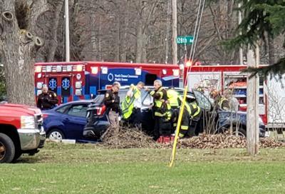 Robinson crash