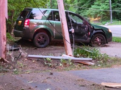1 Fruitport Road crash