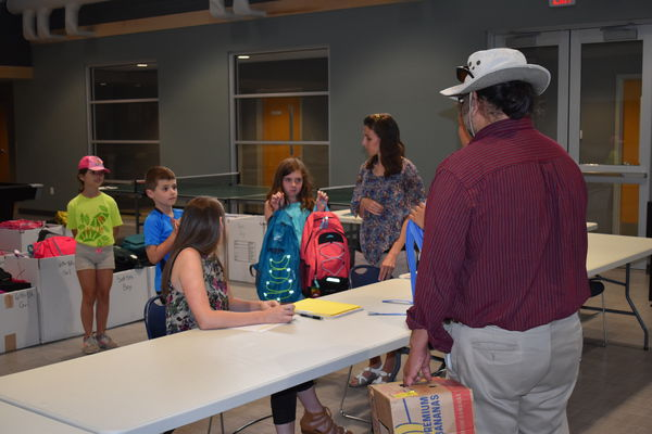 $23K in school supplies donated to local kids