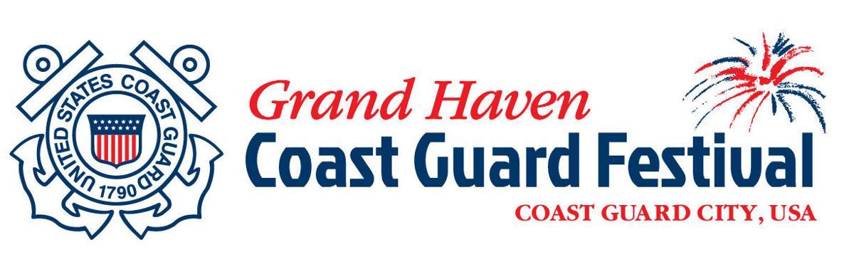 Coast Guard Festival Logo