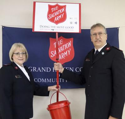Red Kettle campaign underway