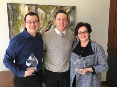 Community foundations receive Pinnacle of Partnership Award