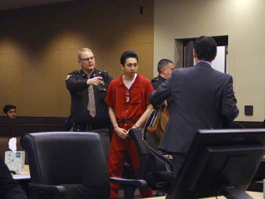 Juan Cabrera sentenced to life for death of 14-year-old