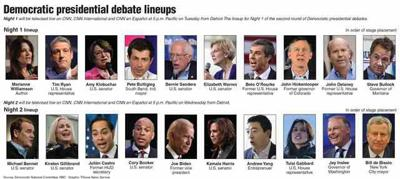 New rules for 2nd debate: No 1-word answers or show of hands