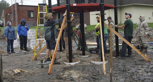 Volunteers still needed to help build Ferrysburg playground