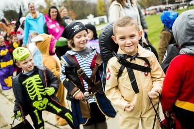 Halloween fun around West Michigan