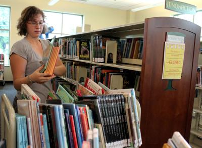 Updated: Spring Lake Library reopens