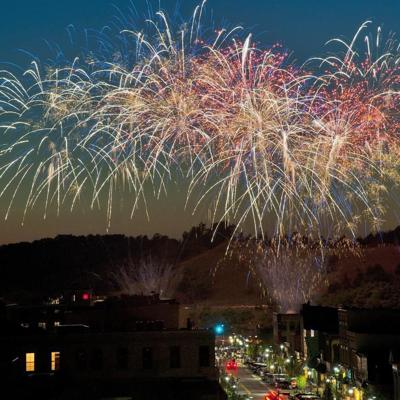 1 Fourth of July fireworks show cancelled