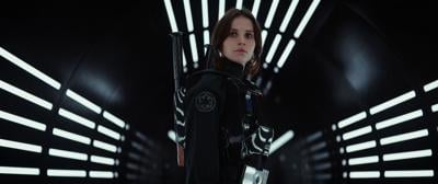 'Rogue One' soars to second-best December debut with $155M