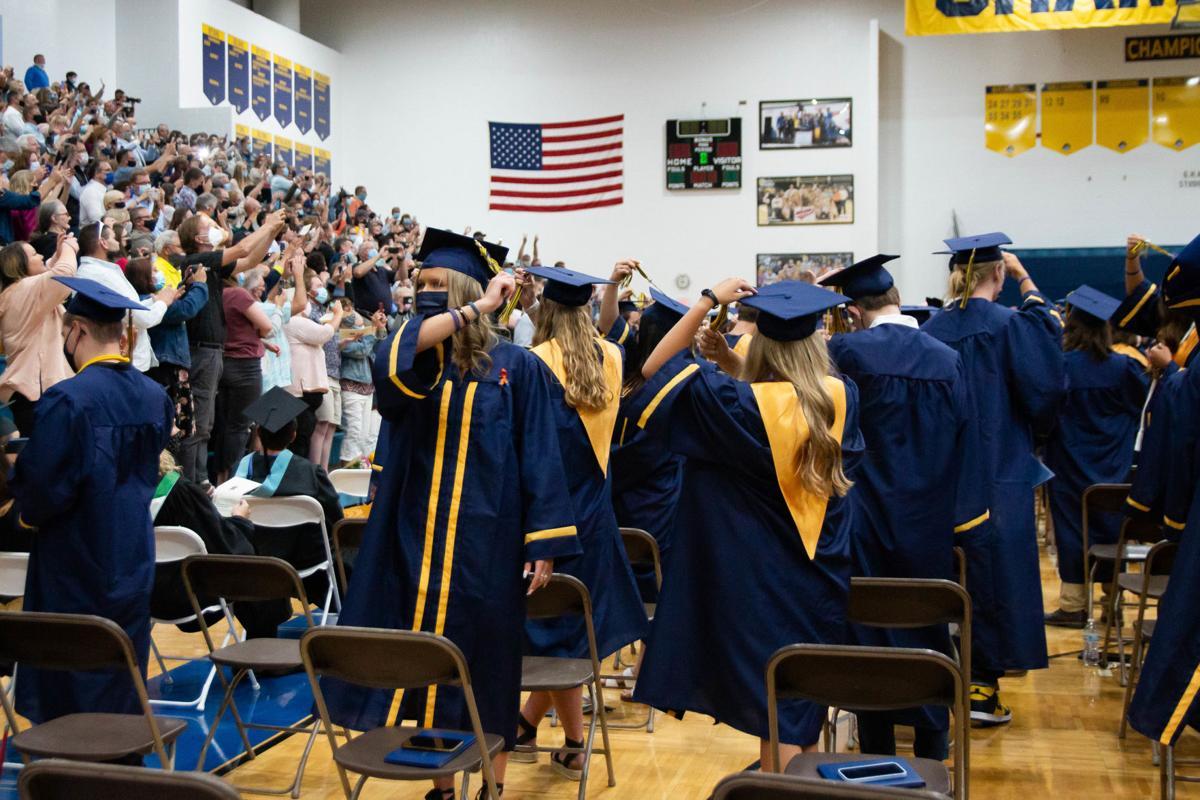 GHHS Graduation 1
