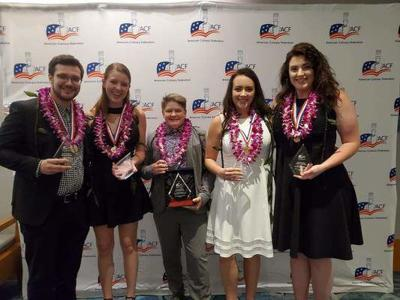 Local students win Knowledge Bowl national title