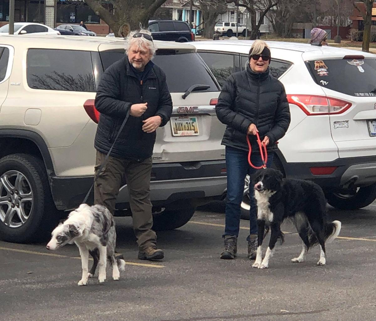 Doggies in the Window' cheer up nursing home residents | Local News |  grandhaventribune.com