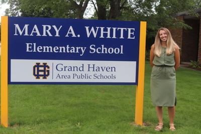 Mary White principal 1