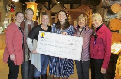 Women Who Care support local museum
