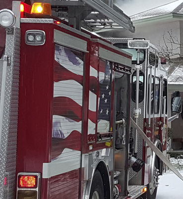 Candle probable cause of Spring Lake house fire
