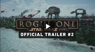 "New ""Star Wars: Rogue One"" trailer released"